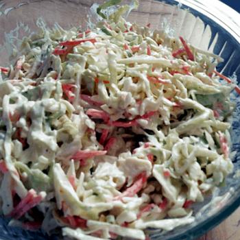 Main photograph of prepared recipe.